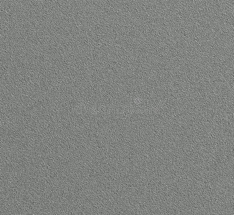 Digital Painting Stucco Texture with Metallic Silver Color Background stock image