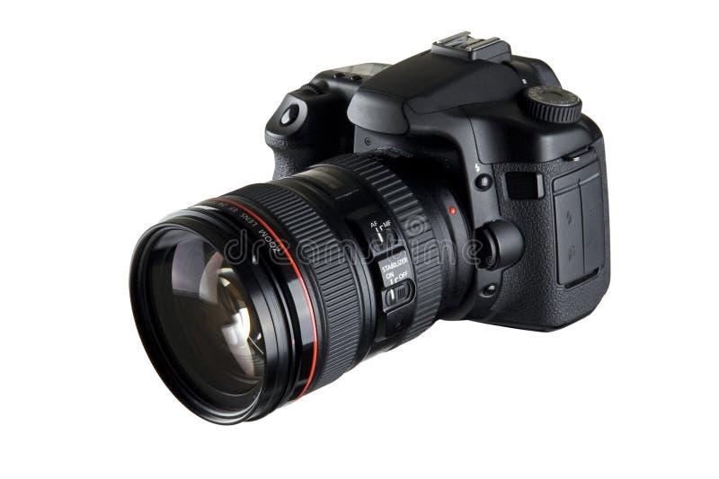 Digital photo camera stock image