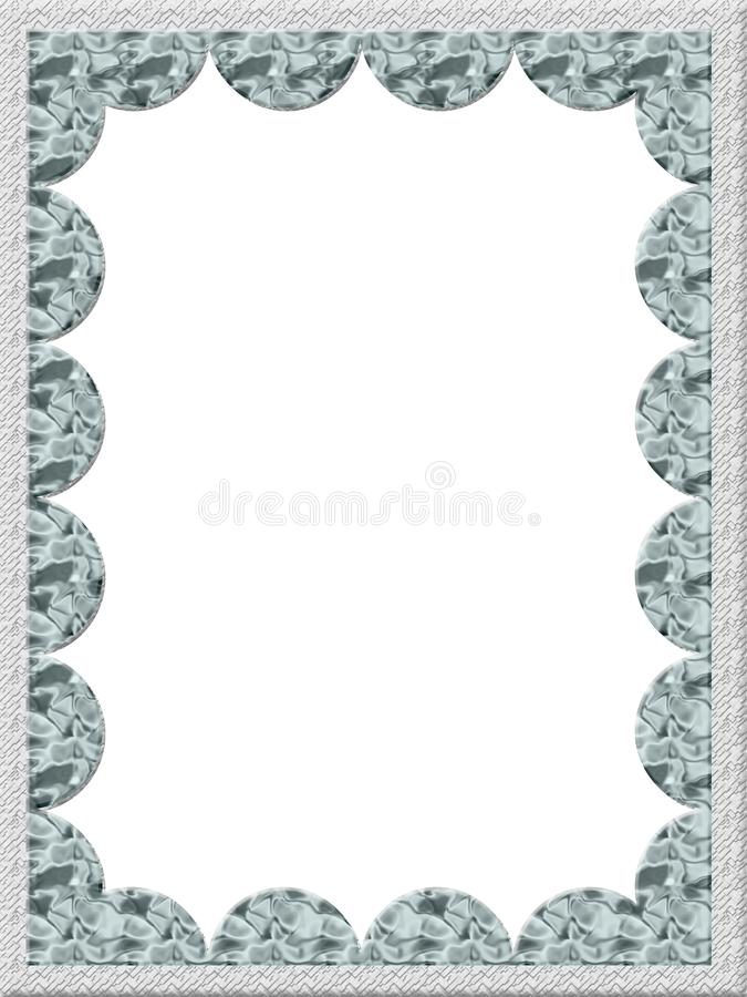Digital photo frame, abstract background stock photos