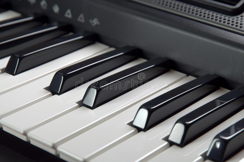 Download Digital piano stock image. Image of ebony, artistic, harmony - 18355455