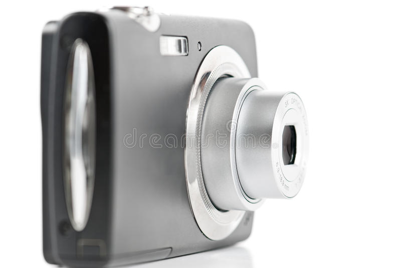 Digital Point-and-shoot Camera Stock Photos