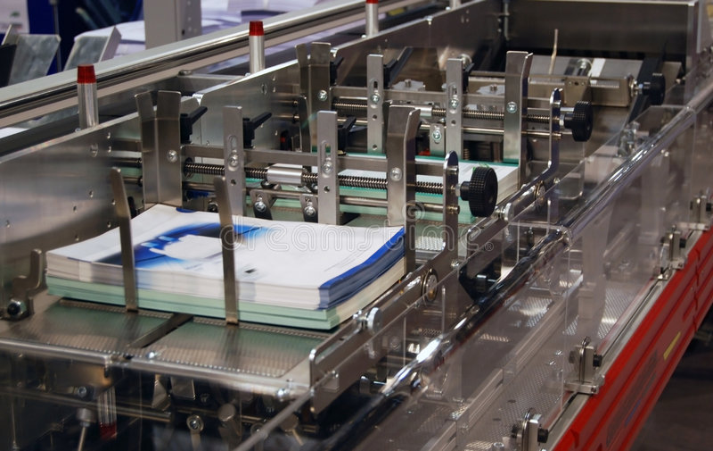 digital pressprinting arkivfoton