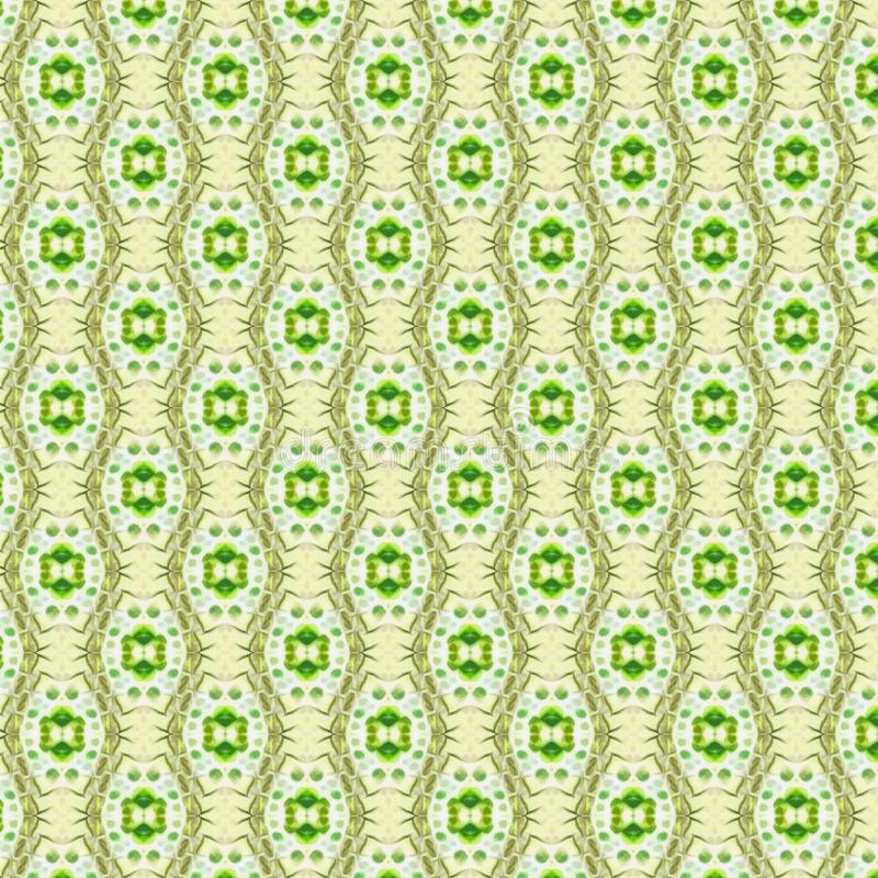 Free Digital Printable Scrapbook Paper 12 X 12 Inches , Green And White 11 Stock Image - 147932331