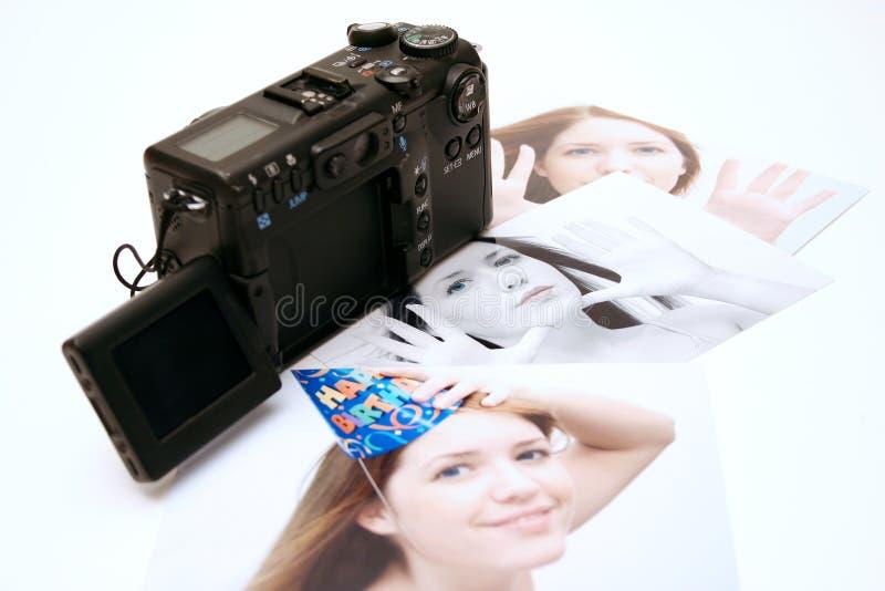 Digital Prints royalty free stock photos