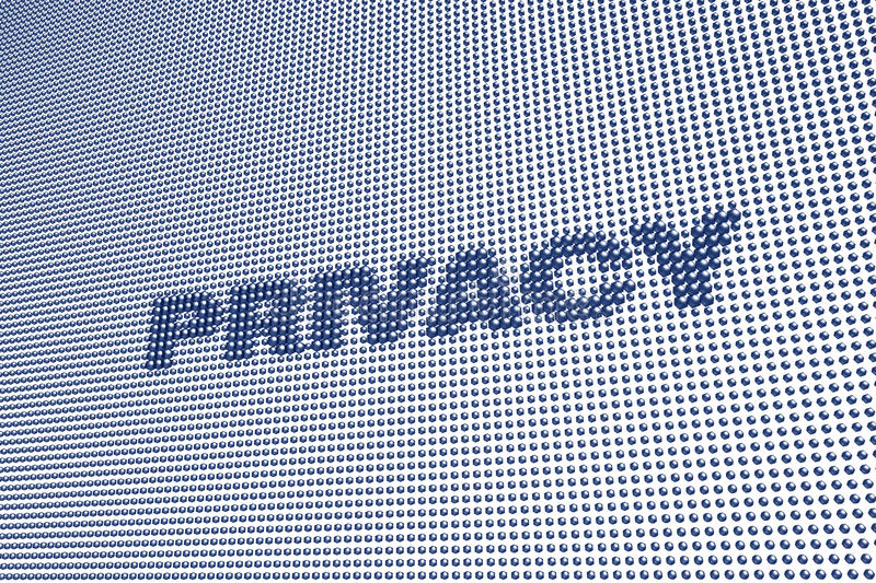 Download Digital Privacy Royalty Free Stock Photography - Image: 16893937