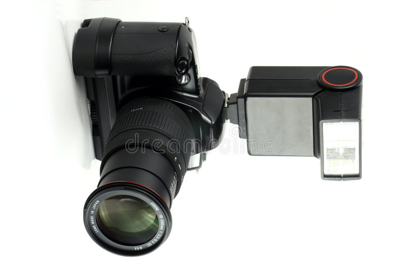 digital professionell för kamera arkivfoton