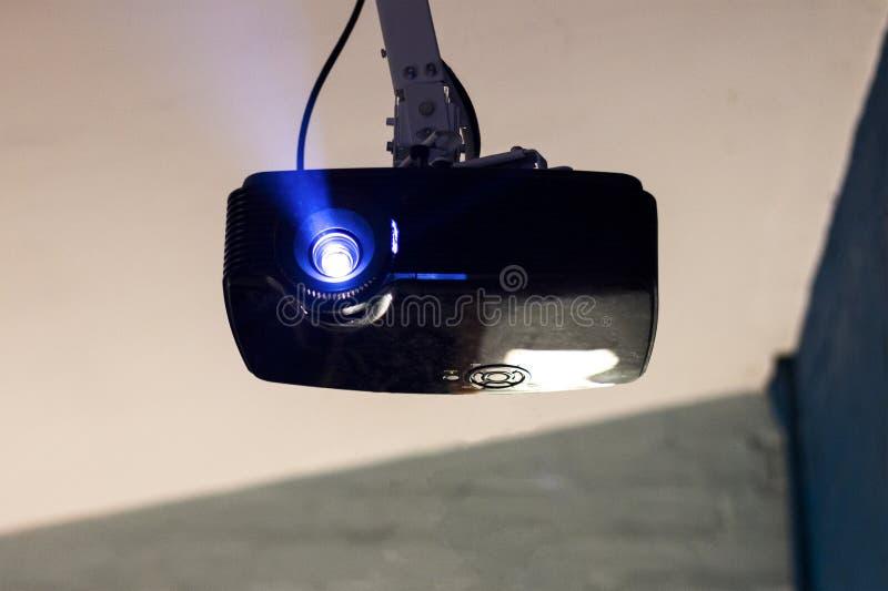Digital-Projektor stockbilder