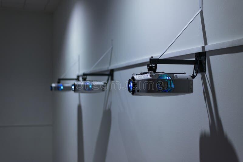 Digital-Projektor lizenzfreie stockbilder