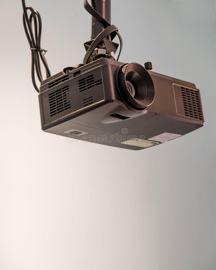 Digital-Projektor für Geschäfts-Darstellung lizenzfreie stockfotos