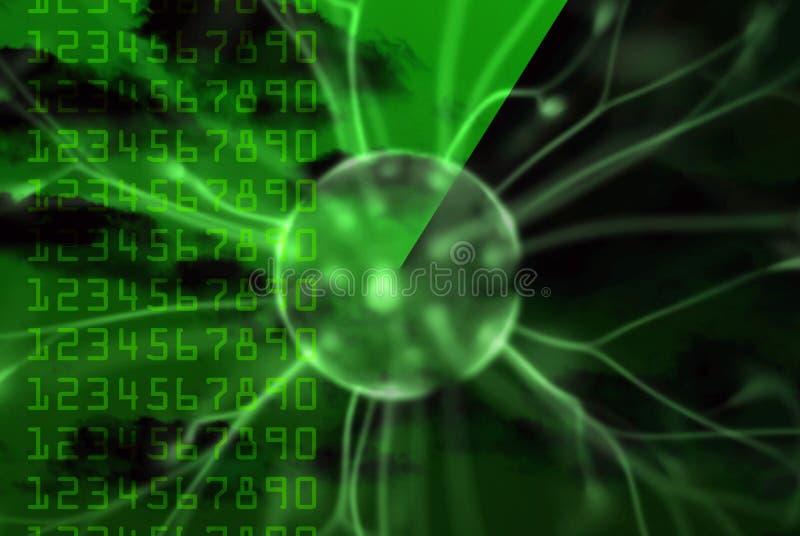 Digital revolution stock illustration