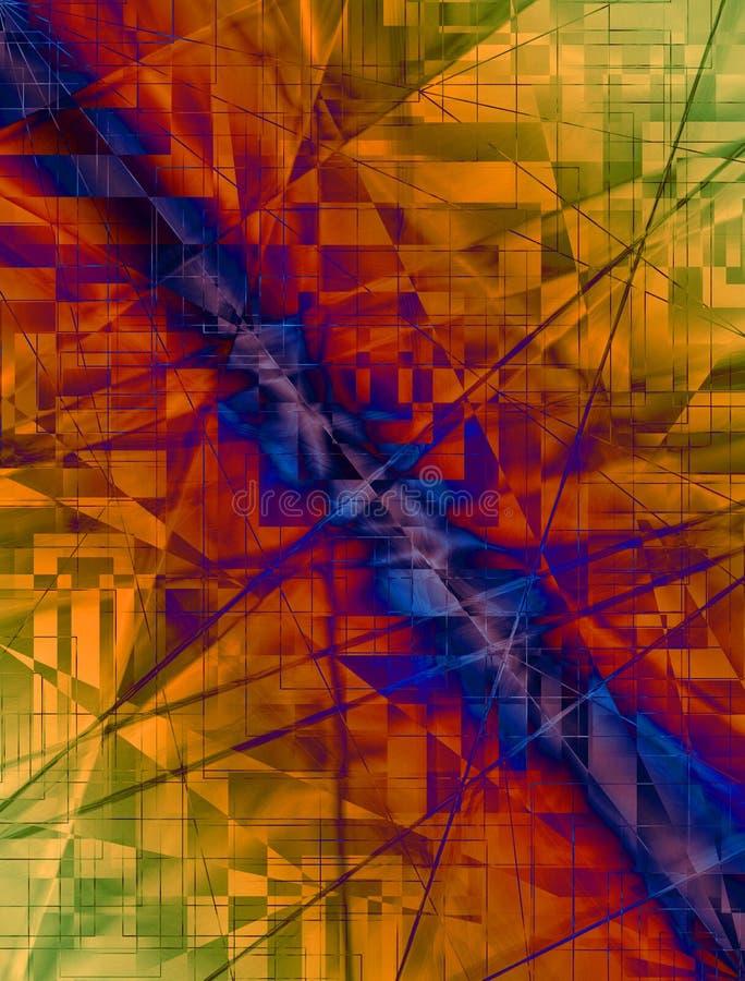 digital sfär 004 vektor illustrationer