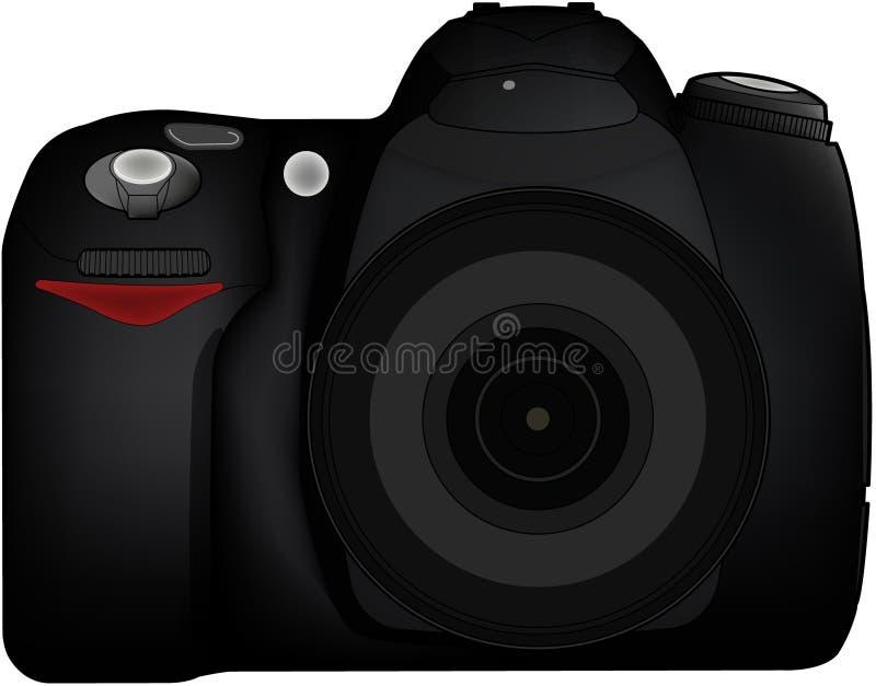 Digital SLR Camera stock illustration