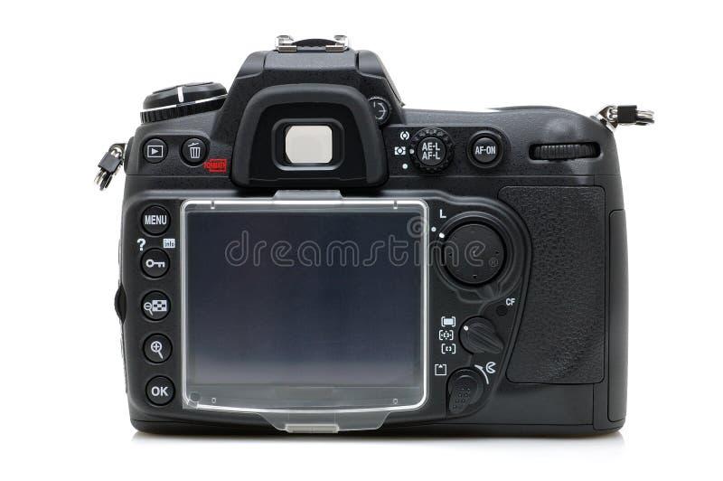 Digital SLR camera stock images