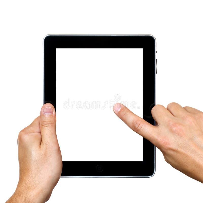 digital tablet arkivfoton