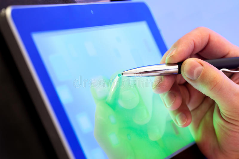 Download Digital tablet stock photo. Image of technology, innovation - 24134308