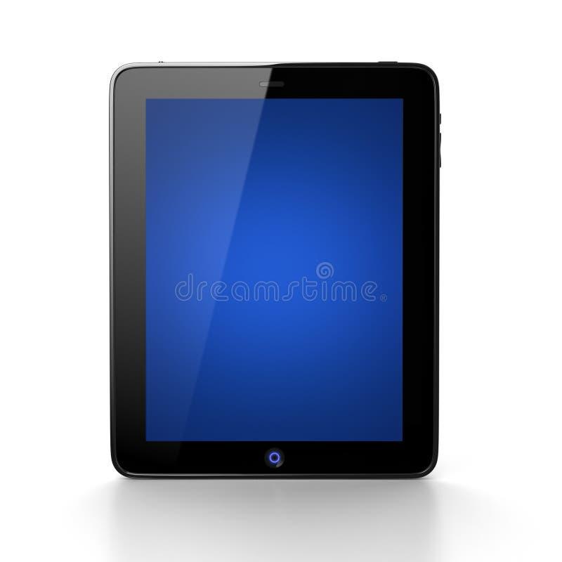 Digital-Tablette - AUFLAGE stockfoto