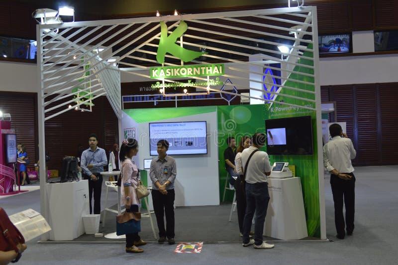 "Digital Thailand 2016. ""Digital Thailand"" on 26-28 May, 2016, 8:00 -19.00 hrs. At Queen Sirikit National Convention Center, Bangkok thailand royalty free stock photography"