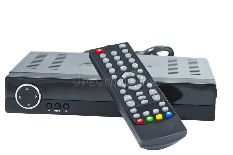 Digital TV royalty free stock photography