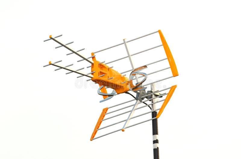 Download Digital tv aerial stock photo. Image of digital, receiver - 19212694