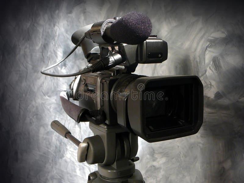Digital Video Camera royalty free stock image