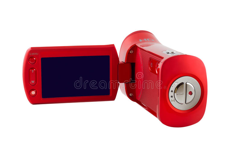 Download Digital Video Camera stock photo. Image of advanced, capture - 20355496