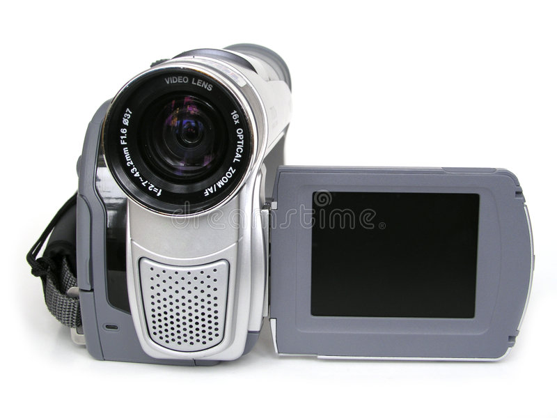 Digital Video Camera II royalty free stock photo