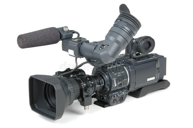 digital video för kamera royaltyfria foton