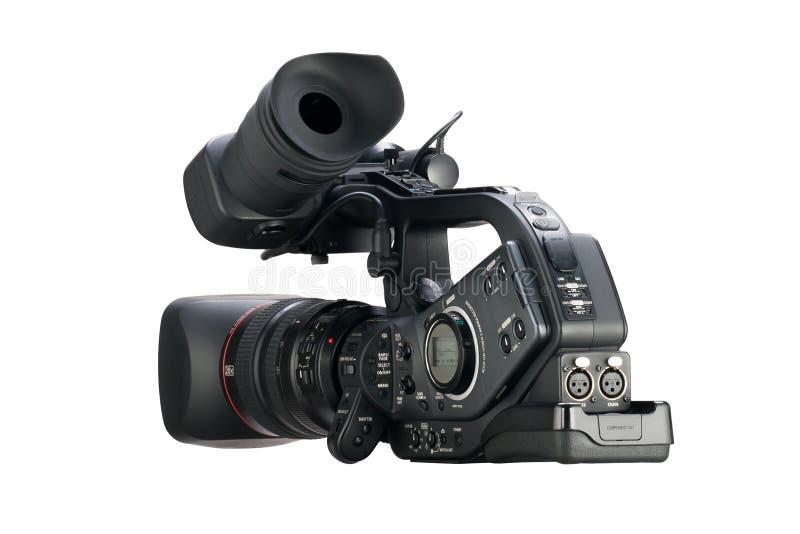 Digital videokamera fotografering för bildbyråer