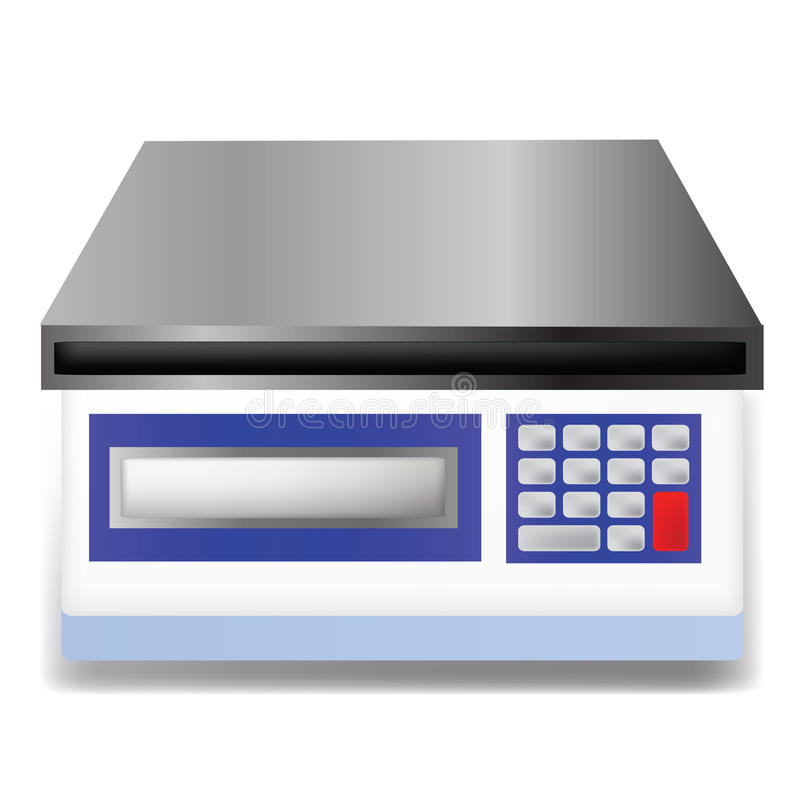 Free Digital Weighing Scale Stock Photo - 49518860