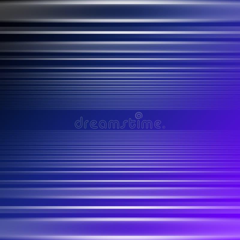 digitala purplewaves royaltyfri illustrationer
