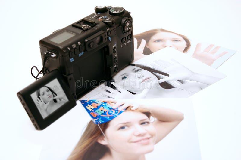 Digitale Af:drukken 2 Royalty-vrije Stock Afbeeldingen