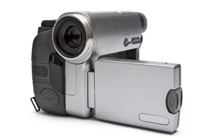 Digitale Camcorder (voor-ZijMening) royalty-vrije stock fotografie