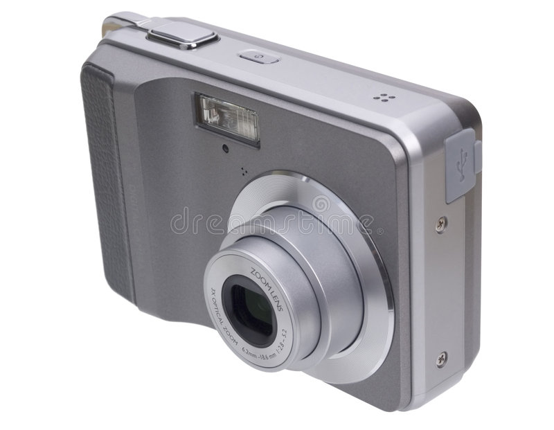 Digitale camera stock foto