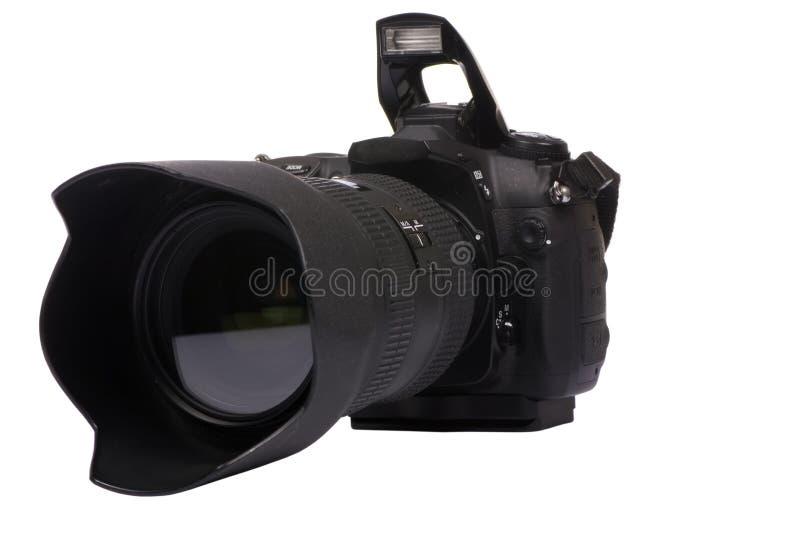 Digitale Camera DSLR royalty-vrije stock fotografie
