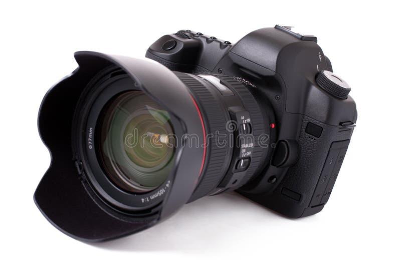 Digitale camera SLR stock foto