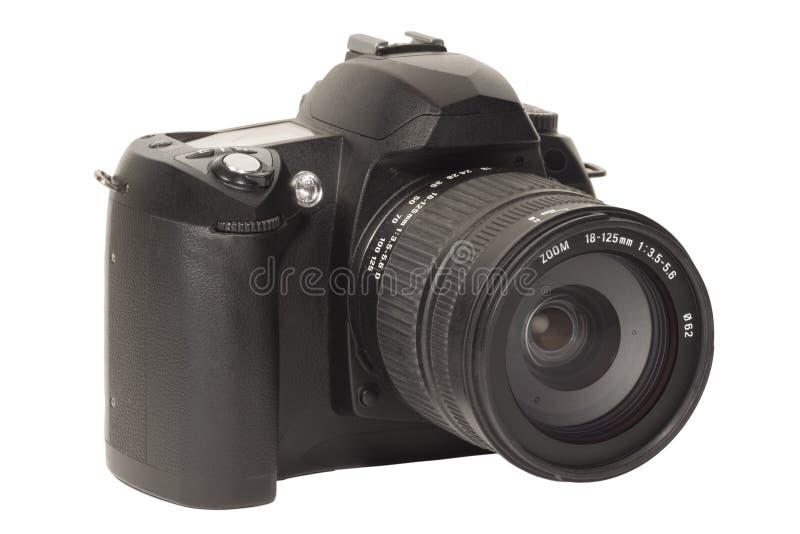 Digitale camera SLR stock afbeelding