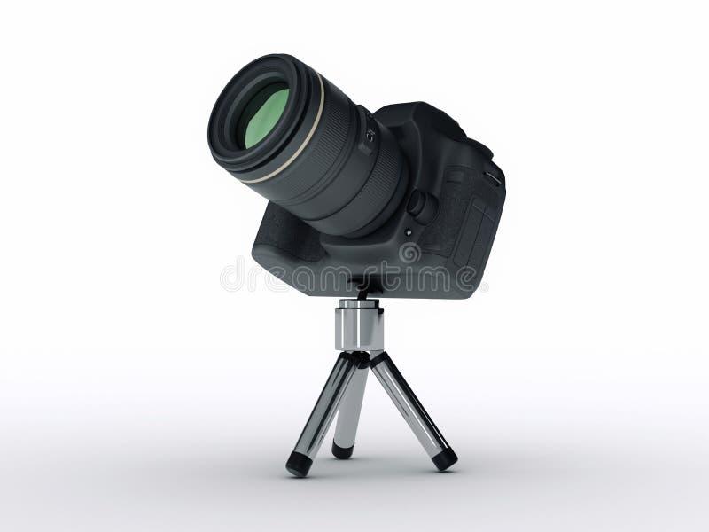 Download Digitale fotocamera stock illustratie. Illustratie bestaande uit apparatuur - 39107318