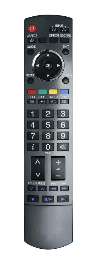 Digitale geïsoleerd ver van TV royalty-vrije stock foto's