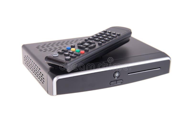 Digitale geïsoleerde TV stock fotografie