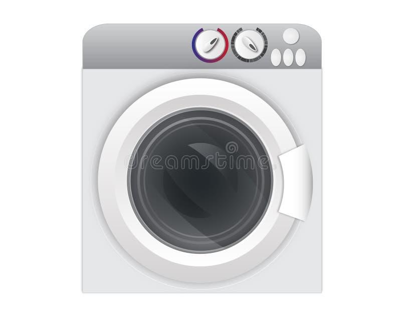 Waschmaschine clipart  Waschmaschine vektor abbildung. Bild von abbildung, scheibe - 29763845