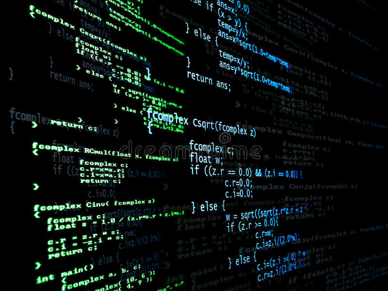 Digitale programmacode