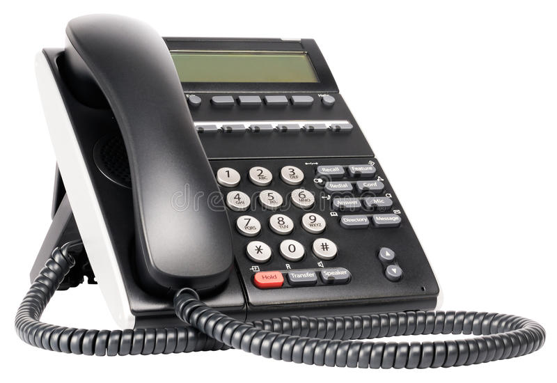 Digitale telefoon royalty-vrije stock foto