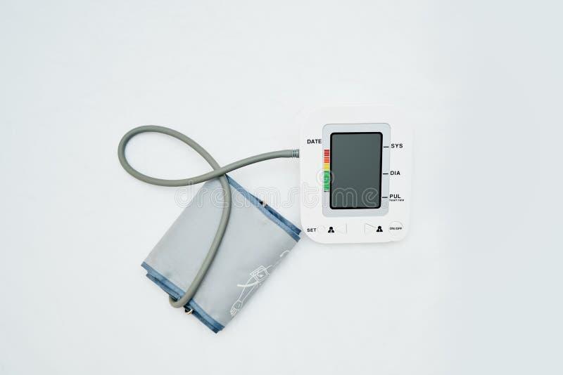Digitale tensiometer stock fotografie