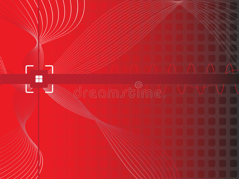 Digitale vector royalty-vrije illustratie