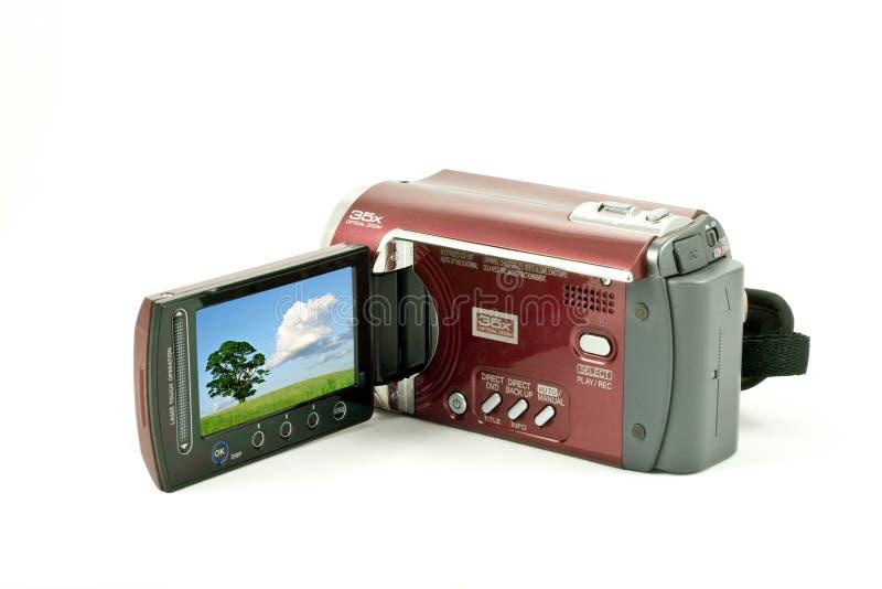 Digitale videocamera stock foto