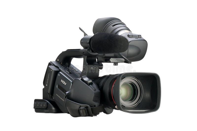 Download Digitale videocamera stock foto. Afbeelding bestaande uit lens - 29500836