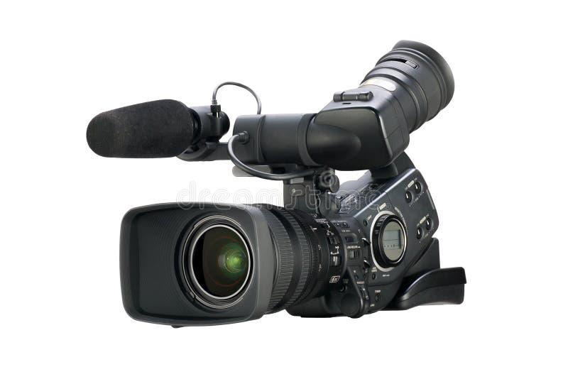 Download Digitale videocamera stock afbeelding. Afbeelding bestaande uit media - 29500861