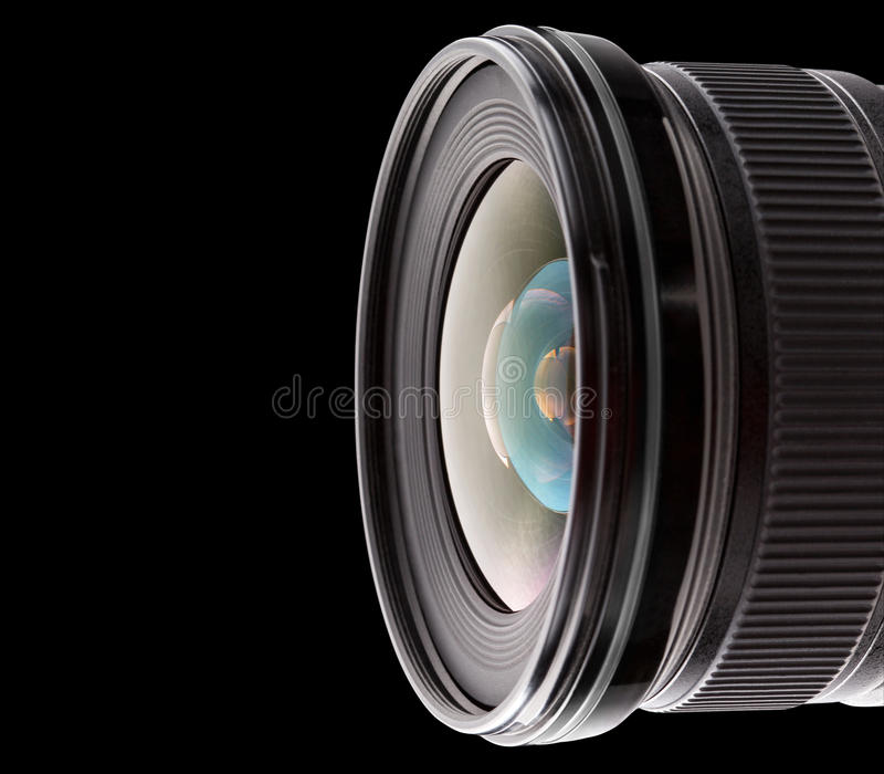 Digitalkameraobjektiv lizenzfreies stockfoto