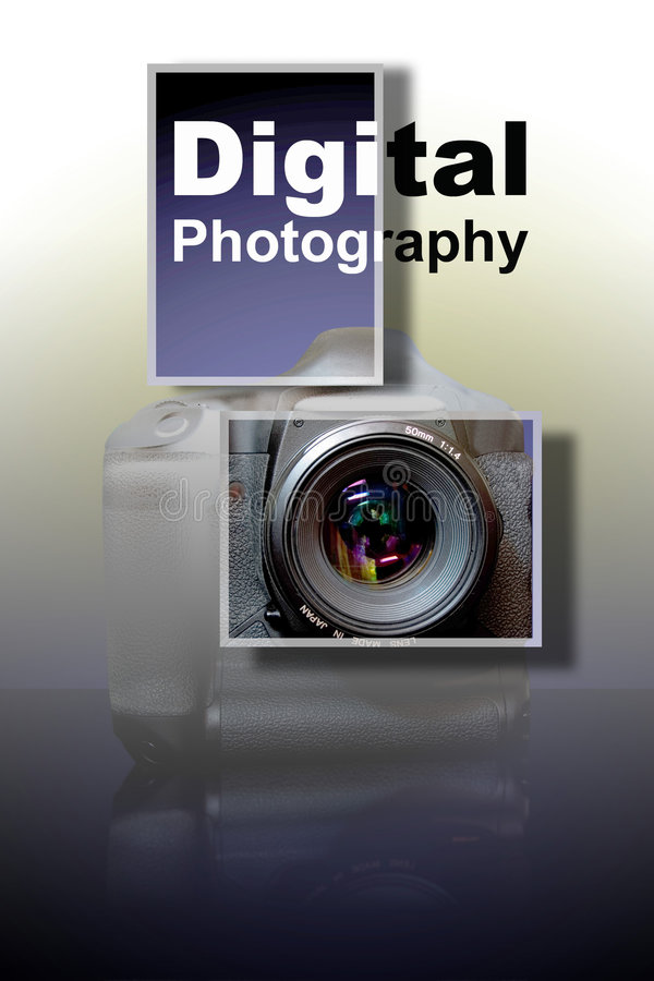 Digitals photographie stock libre de droits