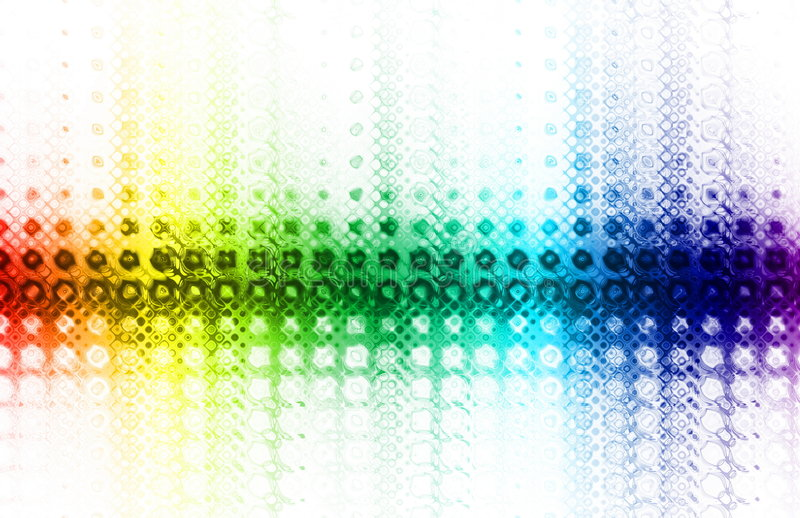 digitalt modernt för bakgrund stock illustrationer